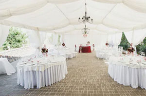 Wedding Marquee Hire Staveley (S43)