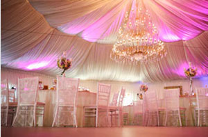 Wedding Marquee Hire Dronfield UK