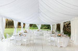 Wedding Marquee Hire Near Staveley (S43)
